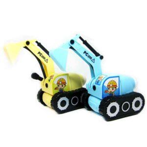 "Стругалка механічна екскаватор,ТМ""Peppy Pinto""105-SH"