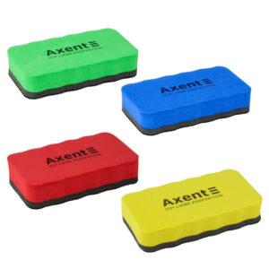 Губка для сухостиральної дошки Axent 9802 магнітна