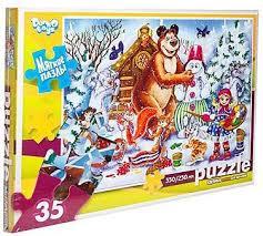 Пазли Покосенко 35 мякі Danko Toys