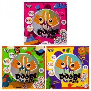 """Гра Danko Toys """"Doobl Image Luxe"""" DBI-03-01"""
