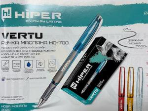 Ручка масляна Hiper HO-700