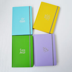 "Блокнот Profiplan А6/80  Office ""Title exclusive"", ""Neon silver note"""