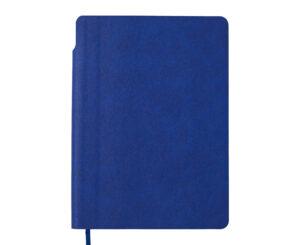 Блокнот А5 295111-02  клітинка  синій