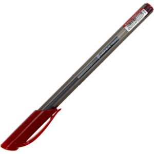 Ручка гелева Hiper Triada HG-205 0,6 мм червона