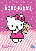 Картон білий Kite HK12-254K Hello Kitty