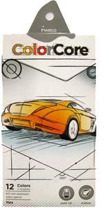 Олівці marco 3100-12 CB 3000-12CB Машина