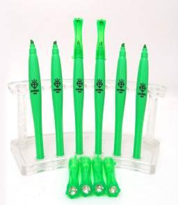 Текстмаркер  CS-187 зелений