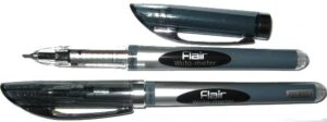 Ручка Flair 743 BL Writometr ball 10км чорна