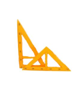 Для шкільноі дошки трикутник  5965  набір 2шт 166973