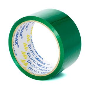 Скотч 48/35м зелений  O45304-04 ЕКОНОМІКС