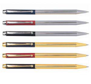 Ручка Baixin 609 металева гвинтова