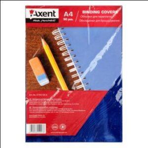 Обкладинка пластикова прозора А4 (50шт.) 180мкм. Axent 2720A