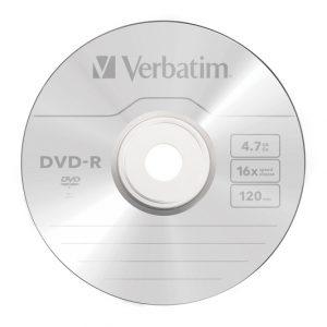 DVD-R Verbatime cake 50  16x
