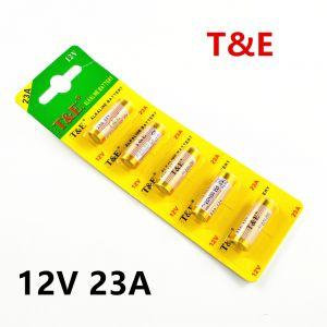 Батарейки A23 T&E-Raymax
